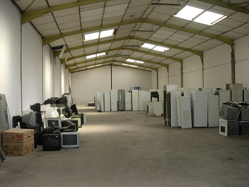 Planta baja - Nave industrial en alquiler en calle Torneros, Centro en Getafe - 230057403