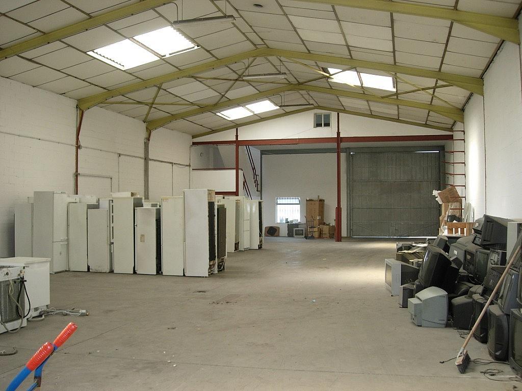 Planta baja - Nave industrial en alquiler en calle Torneros, Centro en Getafe - 230057406