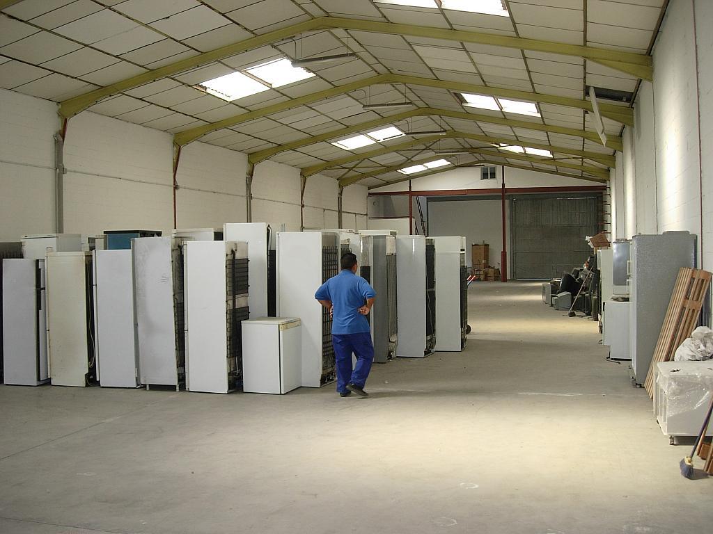 Planta baja - Nave industrial en alquiler en calle Torneros, Centro en Getafe - 230057408