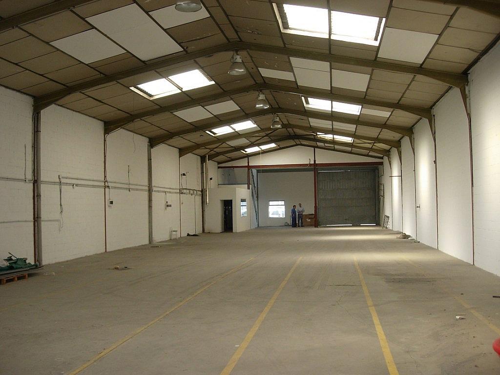 Planta baja - Nave industrial en alquiler en calle Torneros, Centro en Getafe - 230057424