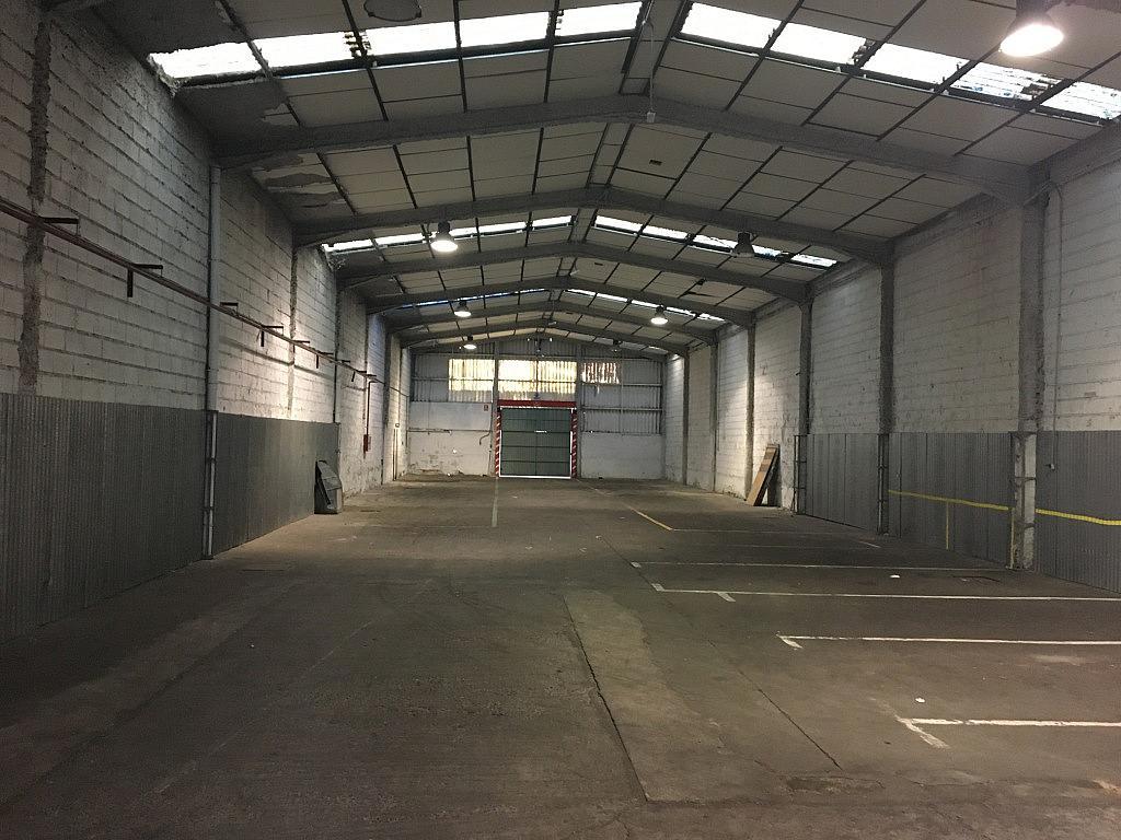 Planta baja - Nave industrial en alquiler en calle Francisco Gasco Santillan, Centro en Getafe - 238050619