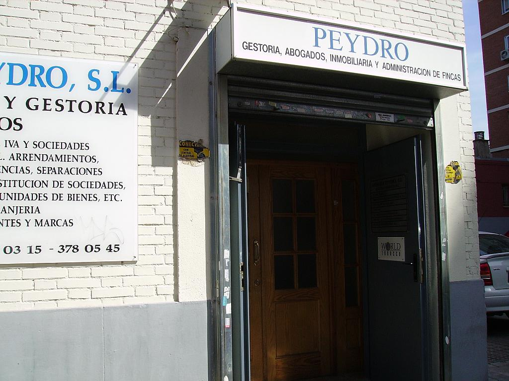 Fachada - Despacho en alquiler en calle Monforte de Lemos, Pilar en Madrid - 230369544