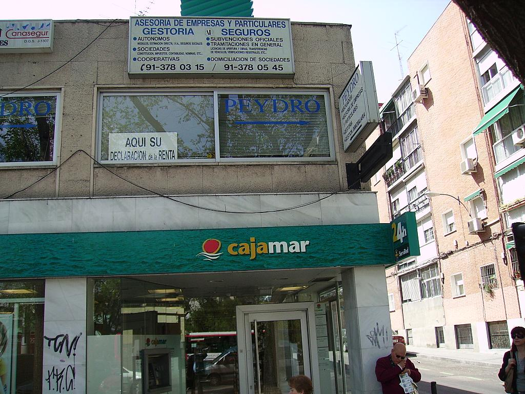 Fachada - Despacho en alquiler en calle Monforte de Lemos, Pilar en Madrid - 230369547