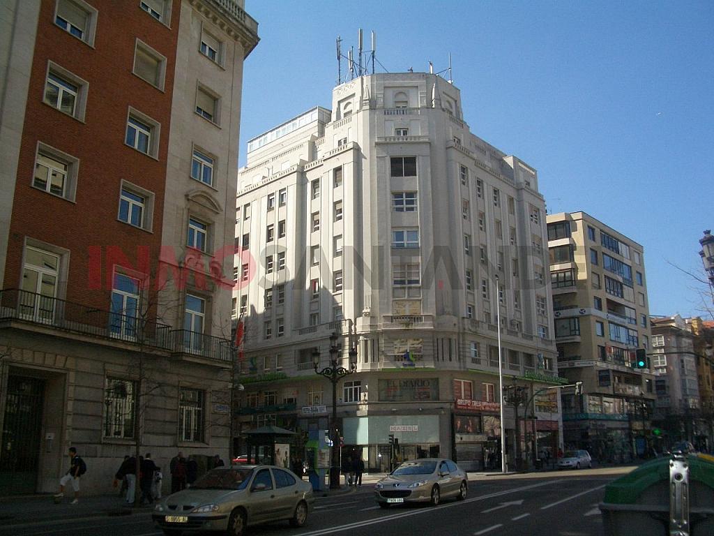 Piso en alquiler en calle Calvo Sotelo, Centro en Santander - 316739029
