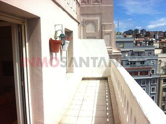 Piso en alquiler en calle Calvo Sotelo, Centro en Santander - 316739032