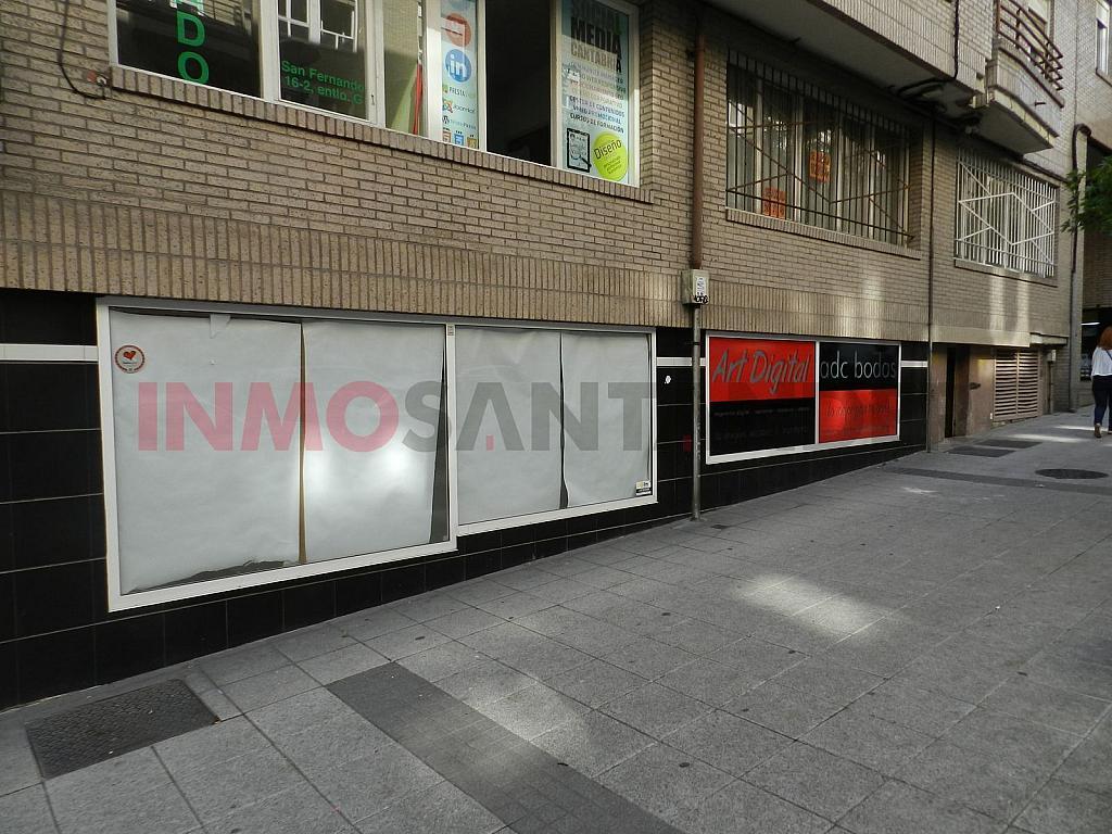 Local en alquiler en calle Floranes, Centro en Santander - 324375209