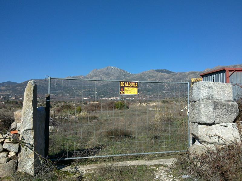 Finca rústica en alquiler en pasaje El Berrocal, Boalo (El) - 101574332