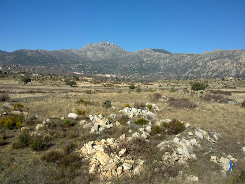 Finca rústica en alquiler en pasaje El Berrocal, Boalo (El) - 101574374