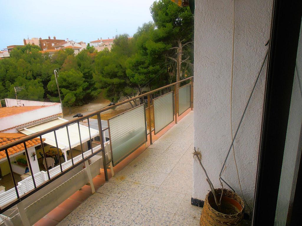 Balcón - Apartamento en venta en calle Conde Gómez de Urbaneja, Centre en Segur de Calafell - 198613585