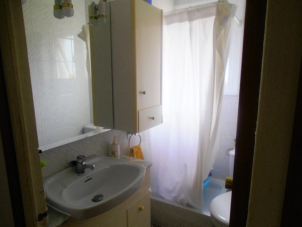 Baño - Apartamento en venta en calle Conde Gómez de Urbaneja, Centre en Segur de Calafell - 198613608