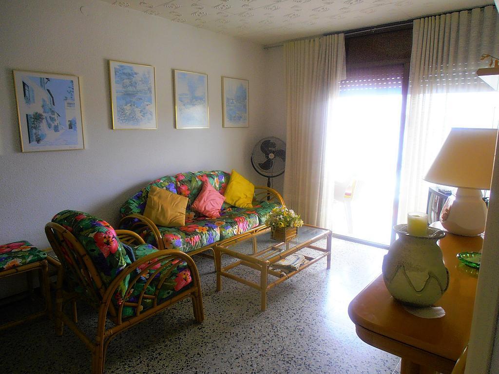 Salón - Apartamento en venta en calle Conde Gómez de Urbaneja, Centre en Segur de Calafell - 198613614