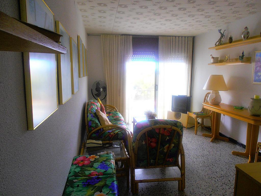 Salón - Apartamento en venta en calle Conde Gómez de Urbaneja, Centre en Segur de Calafell - 198613617