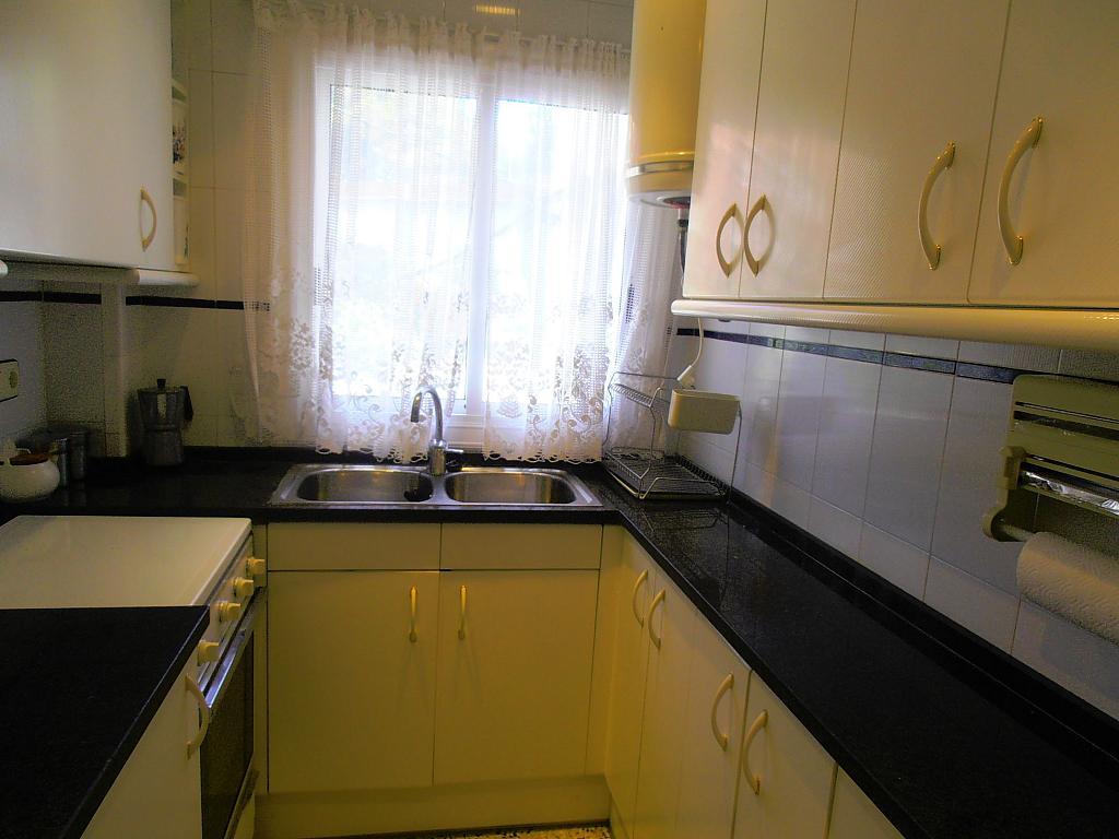 Cocina - Apartamento en venta en calle Conde Gómez de Urbaneja, Centre en Segur de Calafell - 198613634