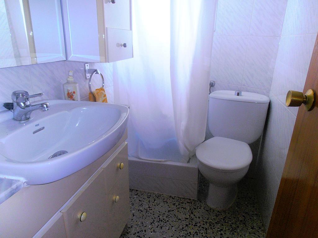 Dormitorio - Apartamento en venta en calle Conde Gómez de Urbaneja, Centre en Segur de Calafell - 198613646