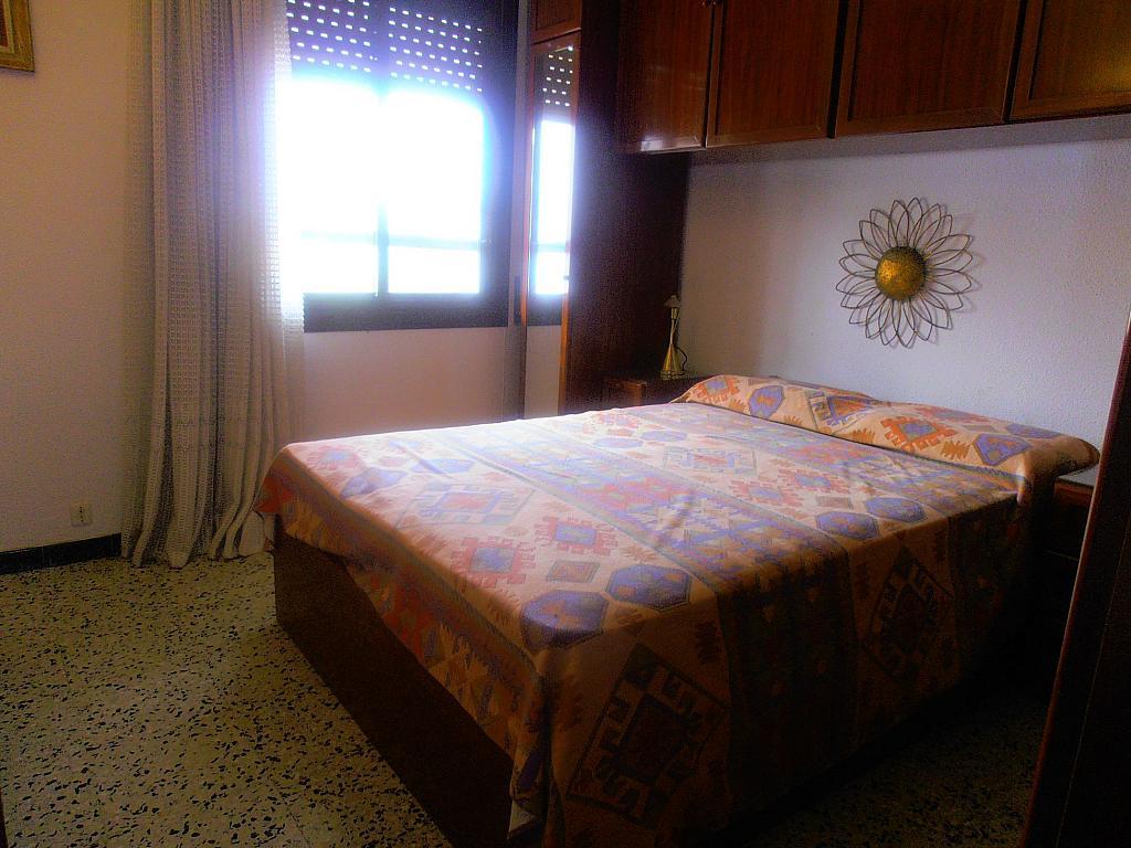 Dormitorio - Apartamento en venta en calle Conde Gómez de Urbaneja, Centre en Segur de Calafell - 198613654