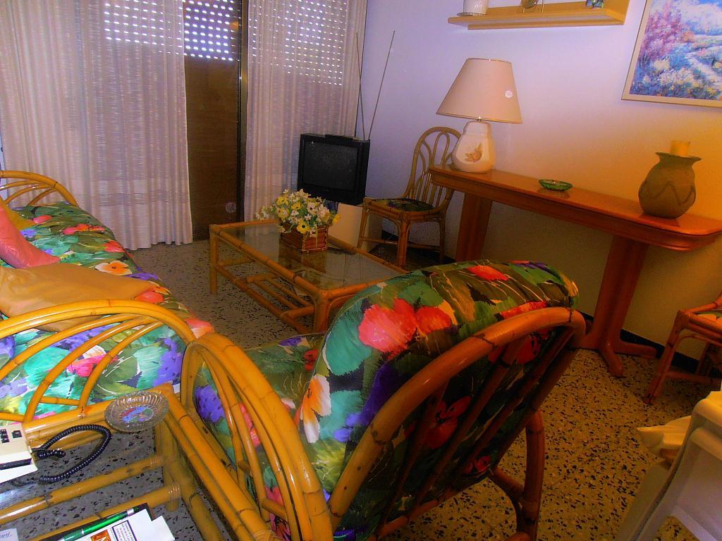 Salón - Apartamento en venta en calle Conde Gómez de Urbaneja, Centre en Segur de Calafell - 198613657