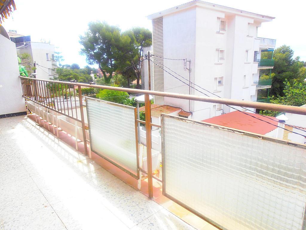 Balcón - Apartamento en venta en calle Conde Gómez de Urbaneja, Centre en Segur de Calafell - 198613660