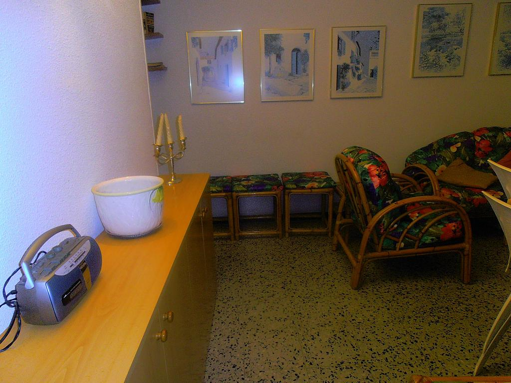 Salón - Apartamento en venta en calle Conde Gómez de Urbaneja, Centre en Segur de Calafell - 198613690
