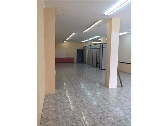 Local en alquiler en calle Periodista Gil Sumbiela, Benicalap en Valencia - 259932733