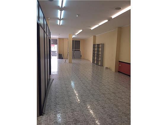 Local en alquiler en calle Periodista Gil Sumbiela, Benicalap en Valencia - 259932736