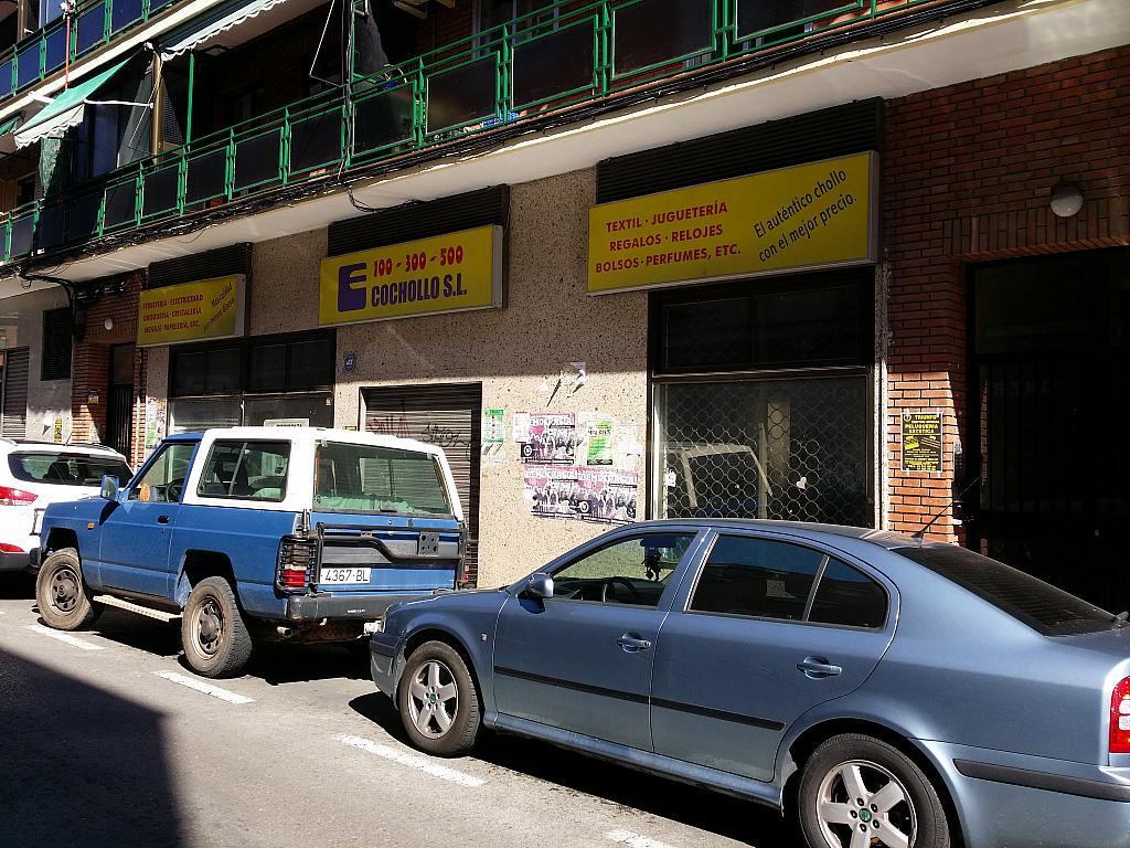 Local comercial en alquiler en calle Leonor Gongora, Los Rosales en Madrid - 251624586