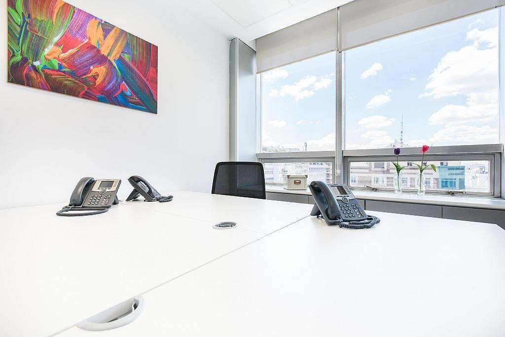 Oficina en alquiler en calle Maria de Molina, Castellana en Madrid - 243688358