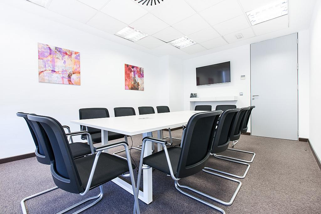Oficina en alquiler en calle Maria de Molina, Castellana en Madrid - 243688367