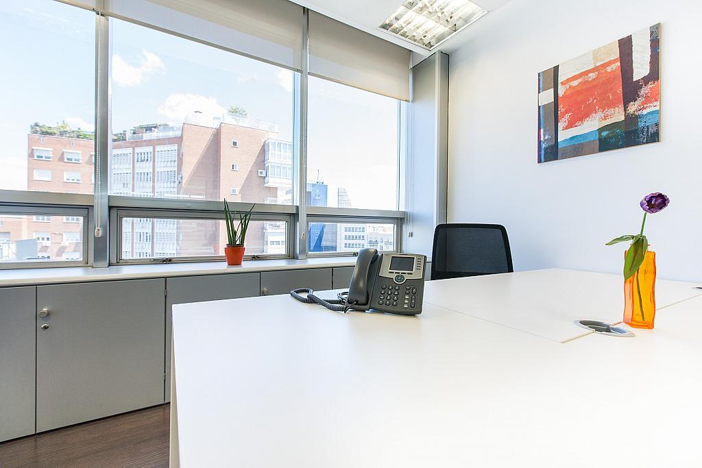 Oficina en alquiler en calle Maria de Molina, Castellana en Madrid - 243691683