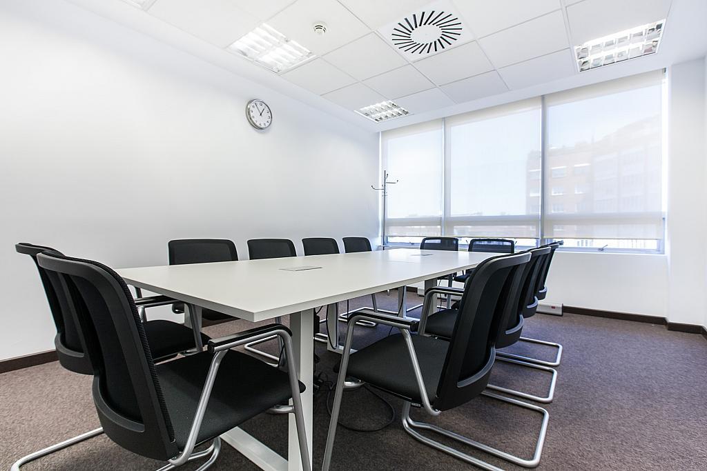 Oficina en alquiler en calle Maria de Molina, Castellana en Madrid - 243691773