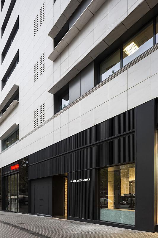 Oficina en alquiler en plaza Catalunya, Eixample dreta en Barcelona - 243985262