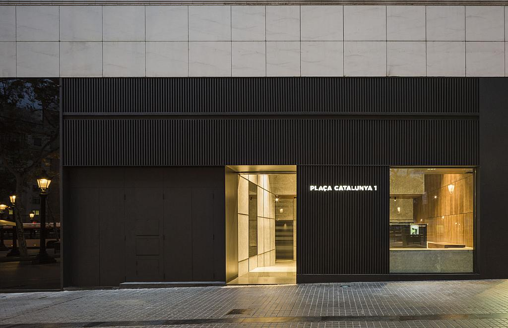 Oficina en alquiler en plaza Catalunya, Eixample dreta en Barcelona - 243985264