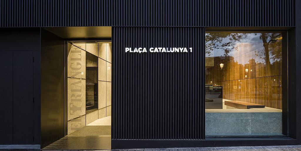 Oficina en alquiler en plaza Catalunya, Eixample dreta en Barcelona - 243985265