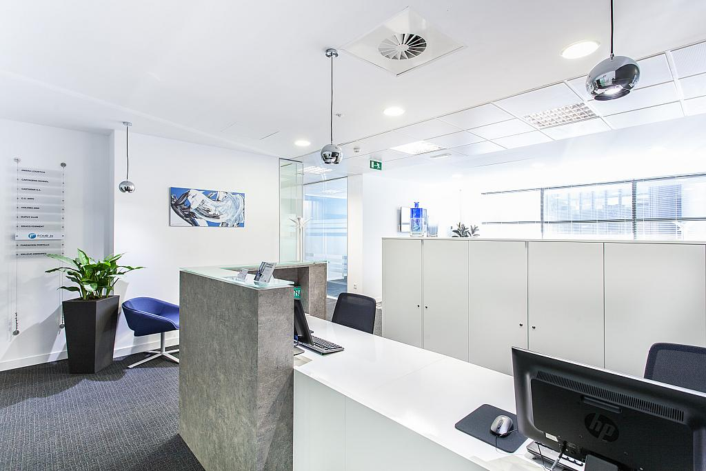 Oficina en alquiler en calle Martinez Villergas, Canillas en Madrid - 264774888