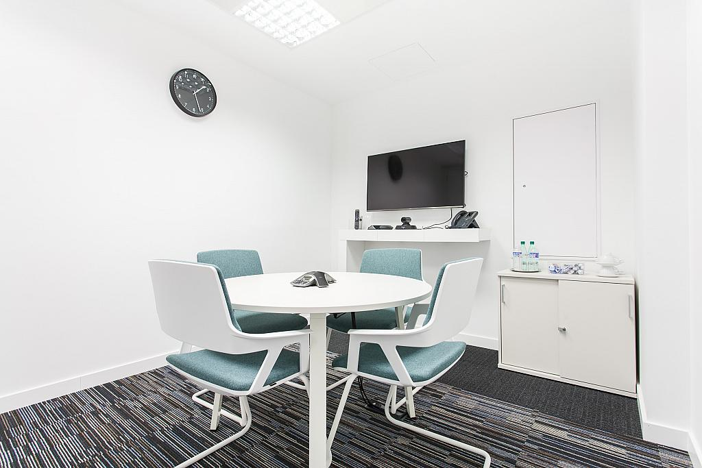 Oficina en alquiler en calle Martinez Villergas, Canillas en Madrid - 264774928