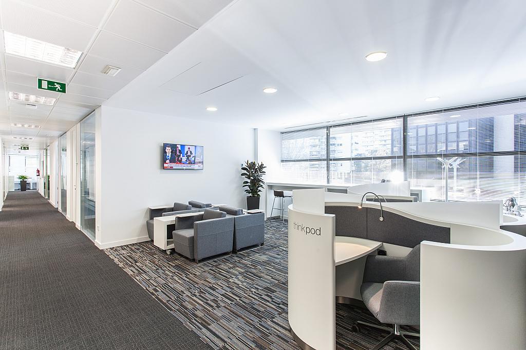 Oficina en alquiler en calle Martinez Villergas, Canillas en Madrid - 264774957