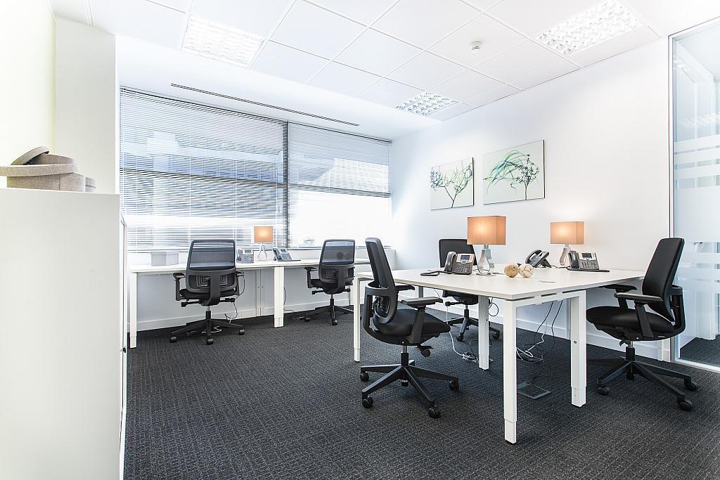 Oficina en alquiler en calle Martinez Villergas, Canillas en Madrid - 264775705