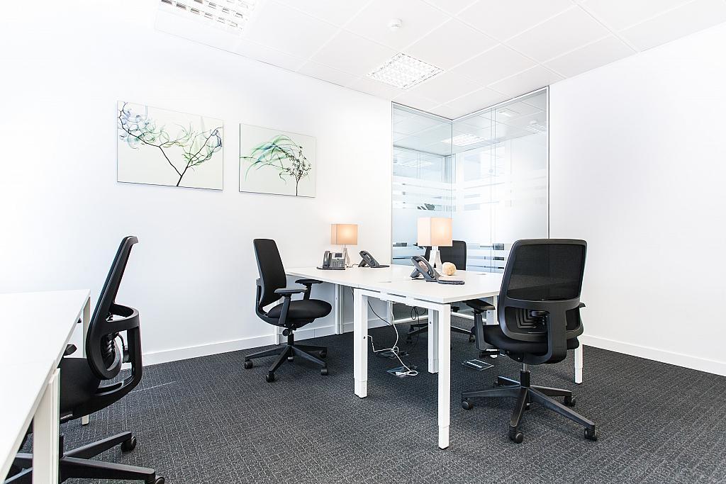 Oficina en alquiler en calle Martinez Villergas, Canillas en Madrid - 264775712