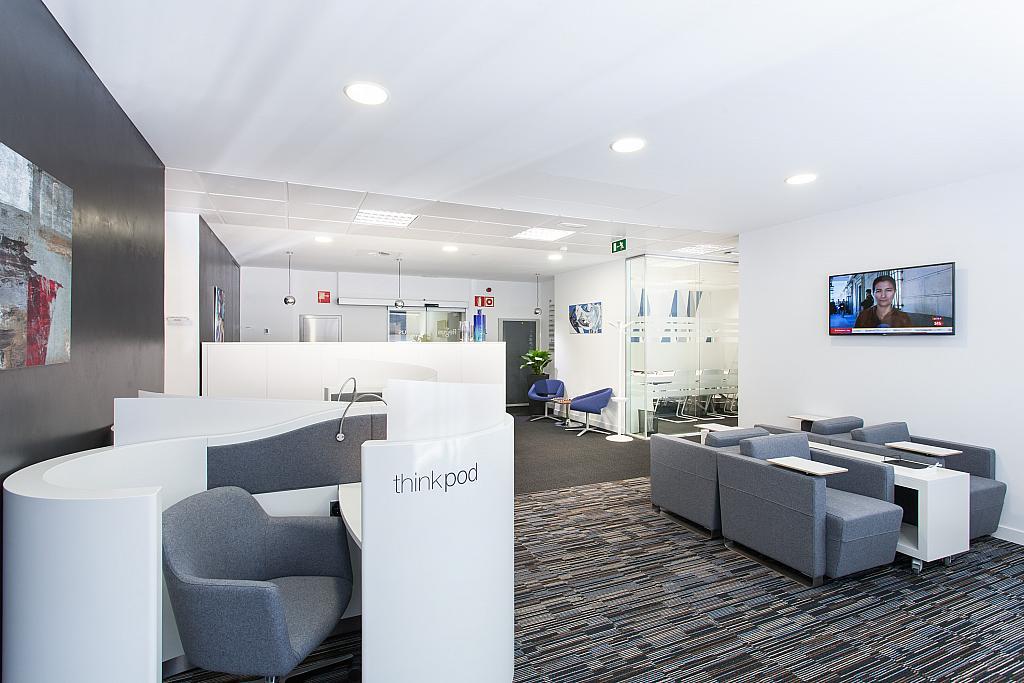 Oficina en alquiler en calle Martinez Villergas, Canillas en Madrid - 264775744