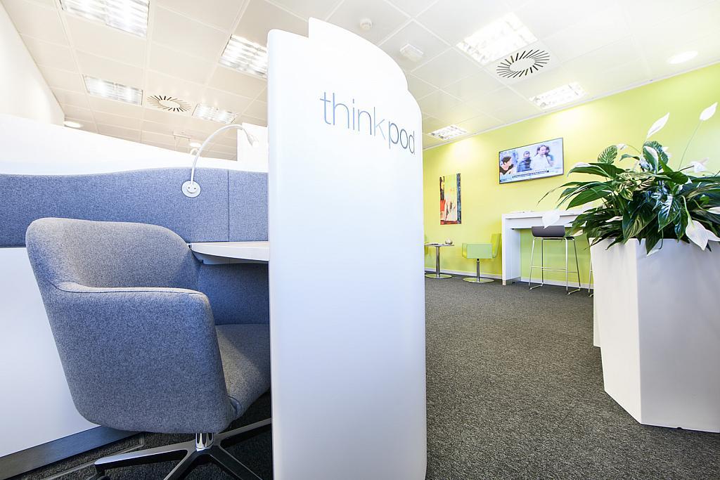 Oficina en alquiler en calle D'osona, Polígono Industrial Mas Blau II en Prat de Llobregat, El - 265750658
