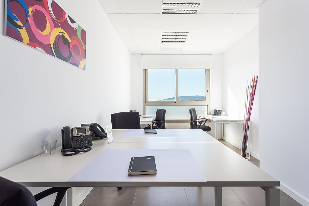 Oficina en alquiler en calle D'osona, Polígono Industrial Mas Blau II en Prat de Llobregat, El - 301379954