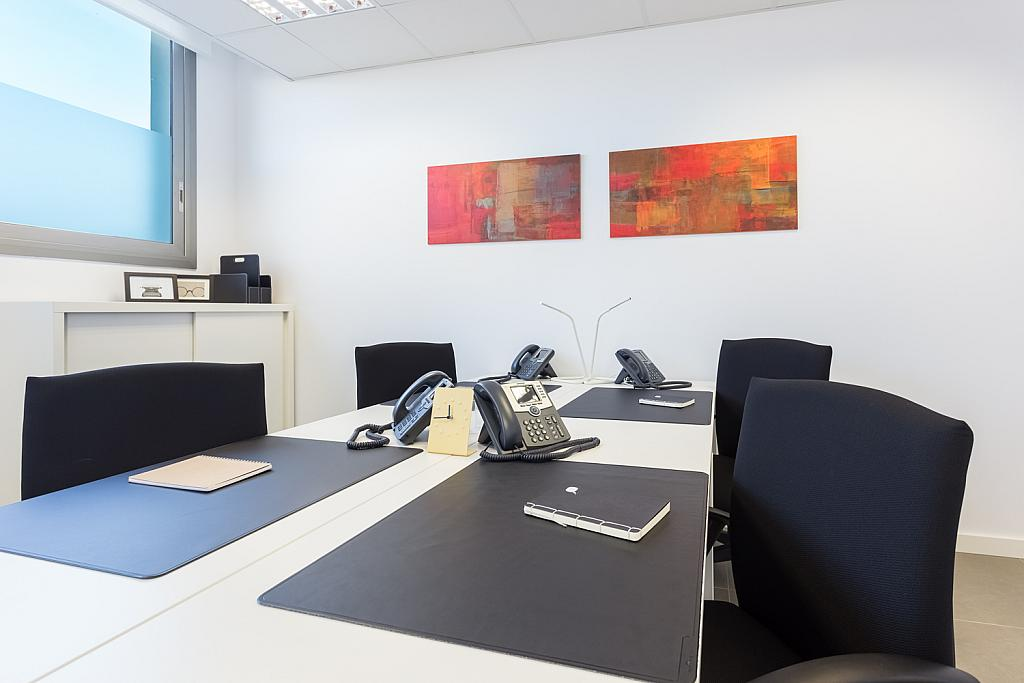 Oficina en alquiler en calle D'osona, Polígono Industrial Mas Blau II en Prat de Llobregat, El - 301379955
