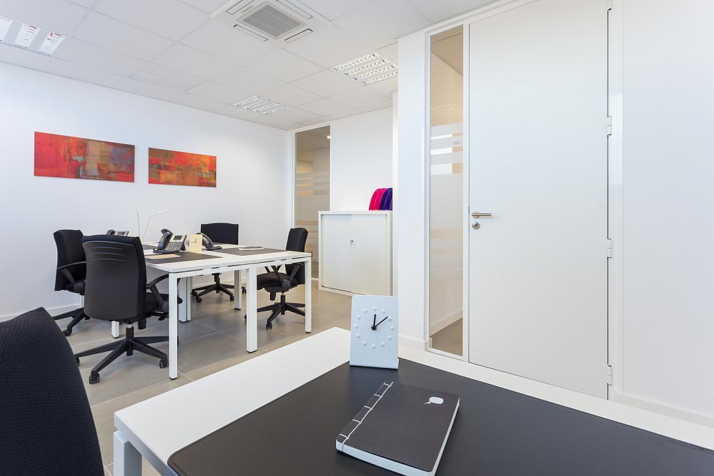 Oficina en alquiler en calle D'osona, Polígono Industrial Mas Blau II en Prat de Llobregat, El - 301379957