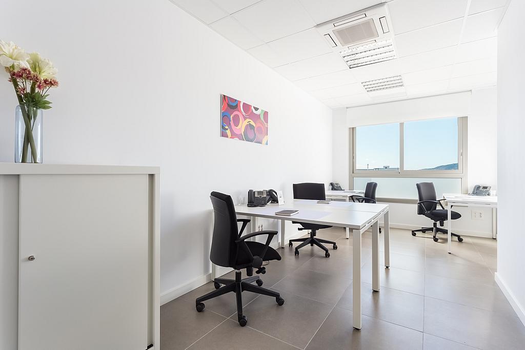 Oficina en alquiler en calle D'osona, Polígono Industrial Mas Blau II en Prat de Llobregat, El - 301380441