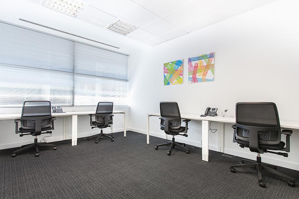Oficina en alquiler en calle Martínez Villergas, San Pascual en Madrid - 301791071