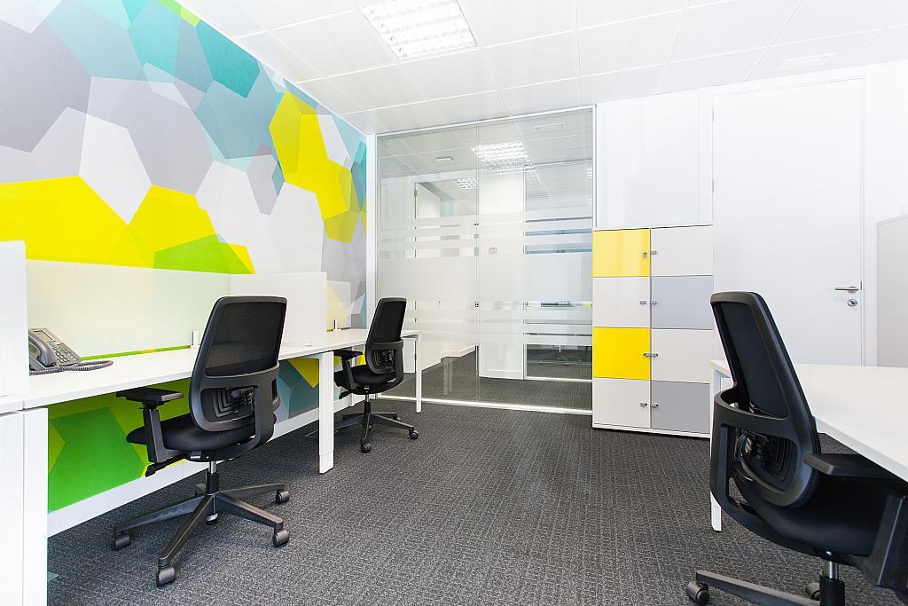 Oficina en alquiler en calle Martínez Villergas, San Pascual en Madrid - 301791082