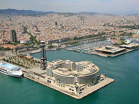 Oficina en alquiler en edificio World Trade Center, Zona Franca- Port en Barcelona - 141965022