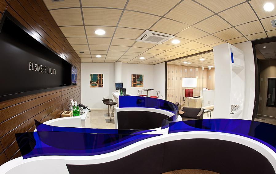 Oficina en alquiler en plaza De la Solidaridad, El Cónsul-Ciudad Universitaria en Málaga - 142000347