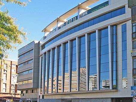 Oficina en alquiler en plaza De la Solidaridad, El Cónsul-Ciudad Universitaria en Málaga - 142000381