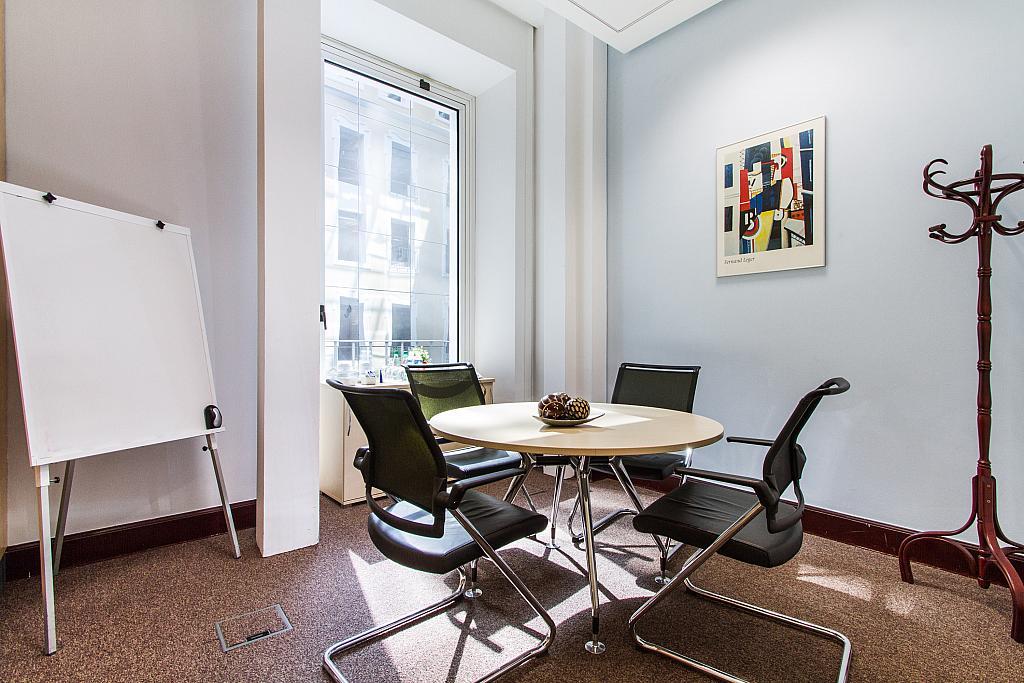 Oficina en alquiler en calle San Jeronimo, Cortes-Huertas en Madrid - 142096182