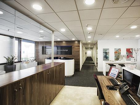 Oficina en alquiler en calle De Europa, Castellana en Madrid - 142097485